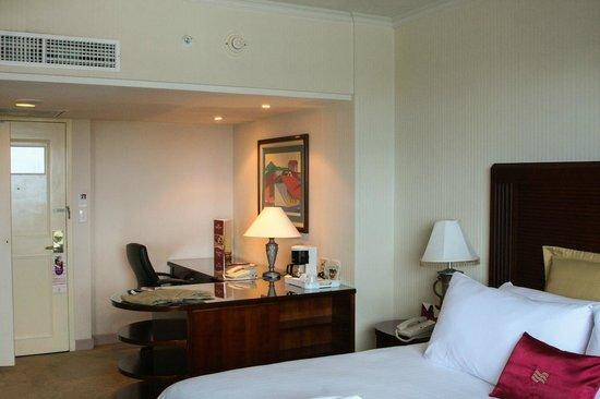 Crowne Plaza Hotel Managua : Comfy bed