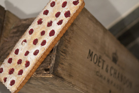 Frederic Cafe Bistro: Raspberry