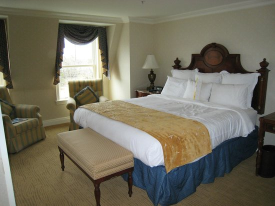 Wentworth by the Sea, A Marriott Hotel & Spa: Fantastic Rooms
