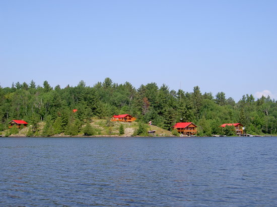 Temiskaming Shores, Канада:                   Picturesque waterfront setting