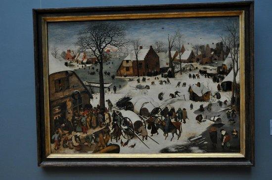 Royal Museums of Fine Arts of Belgium (Musees Royaux des Beaux Arts)