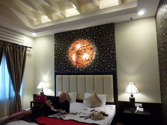 Jonker Boutique Hotel:                   room 101