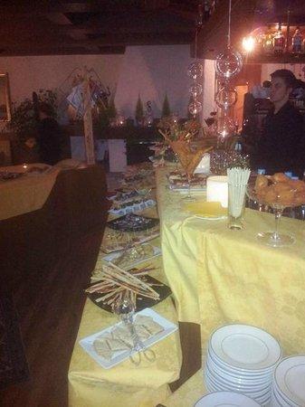 Hotel Olympia: aperitivo del venerdì