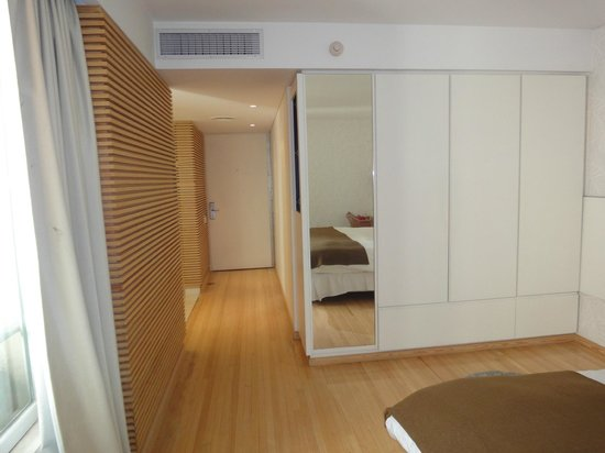 Casa Calma Hotel:                   A porta de entrada