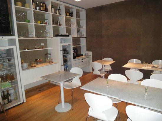 "Casa Calma Hotel:                   A ""cozinha"""