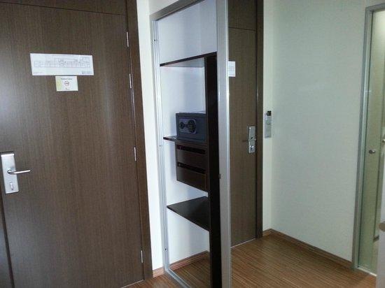 Hotel Via De La Plata Spa :                   caja fuerte