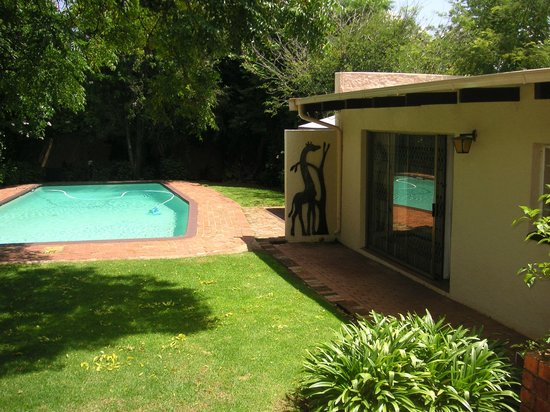 Bongela Bed and Breakfast:                   Room 2 - Ukuthula