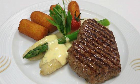 Hotel Restaurant Vogelsang: Leichte Küche