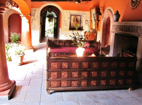Antigua Villa Santa Monica照片