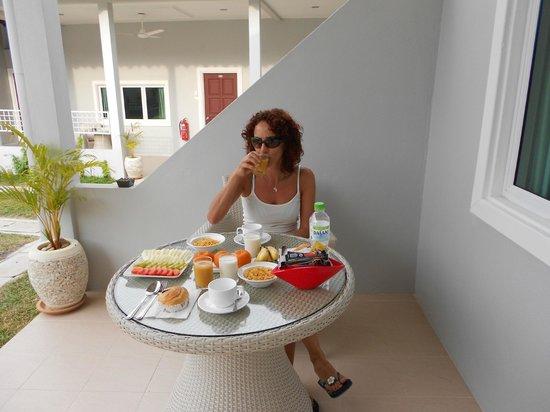 Langkawi Chantique Resort : Colazione:)