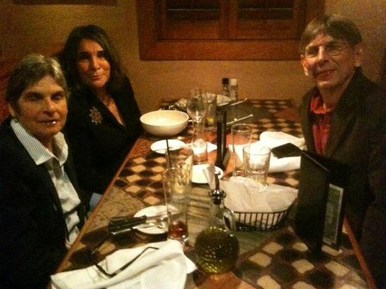Carrabba's Italian Grill:                   Dinner at Carrabas , Xmas Eve--