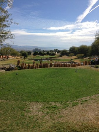 Westin Mission Hills Resort - Gary Player Course :                   Black Tees from Hole 5