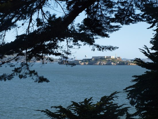 Travel Inn: alcatraz
