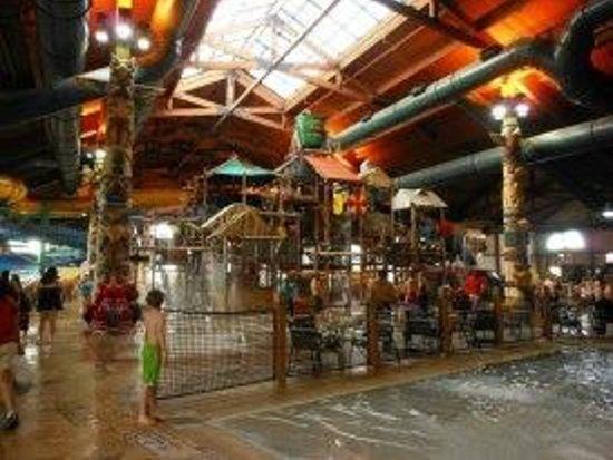 Arcade Picture Of Great Wolf Lodge Kansas City Kansas City Tripadvisor
