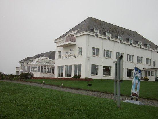 Hotel Jerbourg:                   Hotel