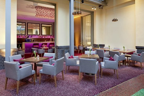 Movenpick Hotel Berlin: Lobby Bar