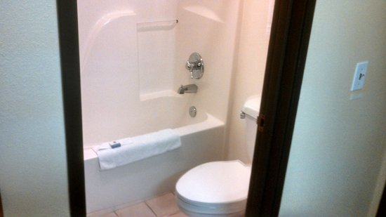 BEST WESTERN PLUS Corning Inn: Bathroom