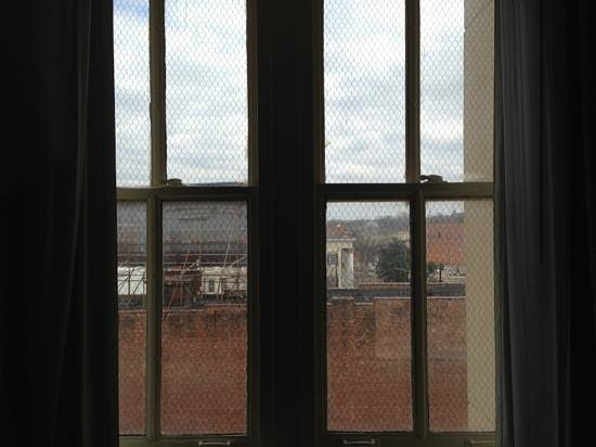Hampton Inn & Suites Montgomery-Downtown: view from 511