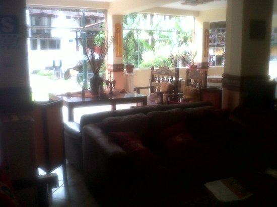 Taypikala Hotel Machupicchu:                   Living