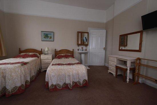 The Windsor B&B : Large twin room