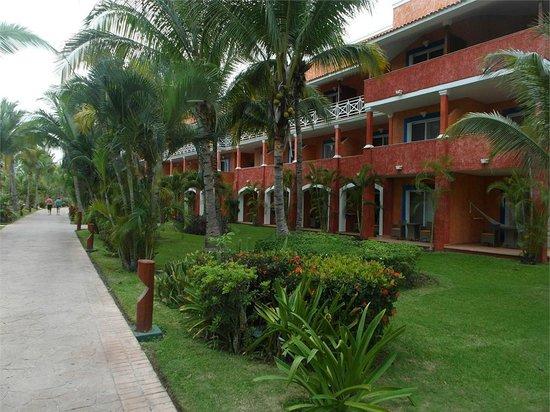 Barcelo Maya Beach:                                     Maya Beach Hotel
