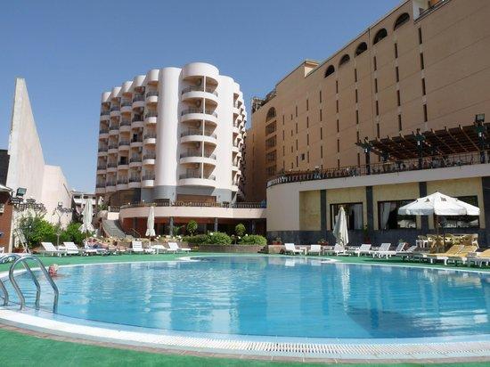 Lotus Luxor Hotel:                                     Lotus Hotel