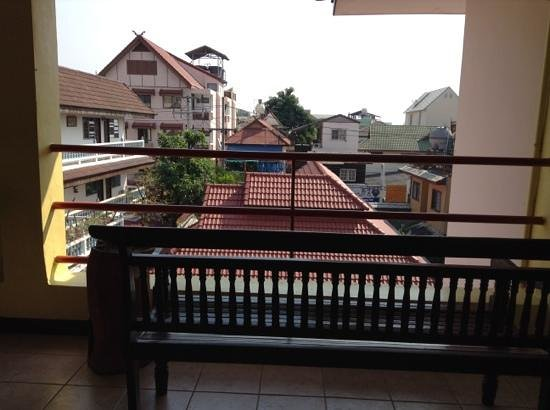 Libra Guest House:                   from room #6