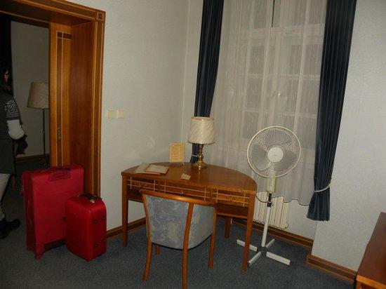 Hotel Pod Vezi:                   La nostra camera. Bellissima.