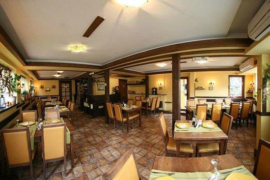 Pension Casa Mica: Restaurant