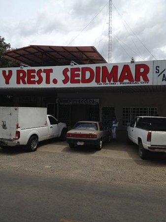 Sedimar:                                     the sign