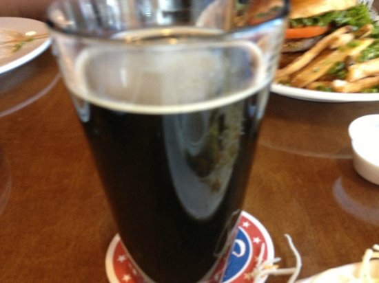 Brew-Ligion:                   Oatmeal Stout