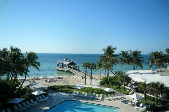 The Reach, A Waldorf Astoria Resort:                   Our amazig view