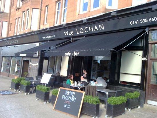 Wee Lochan -External view