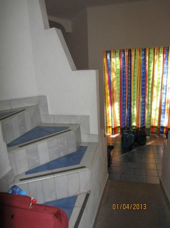 Gran Festivall All Inclusive Resort:                   stairs & living room