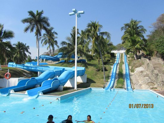 Gran Festivall All Inclusive Resort:                   waterslides, one was closed down
