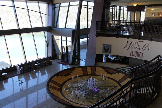 Inn of the Mountain Gods Resort & Casino:                   Hotel lobby