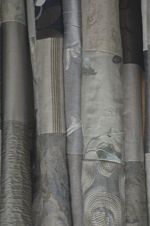 Star Cottage:                   Curtain fabric