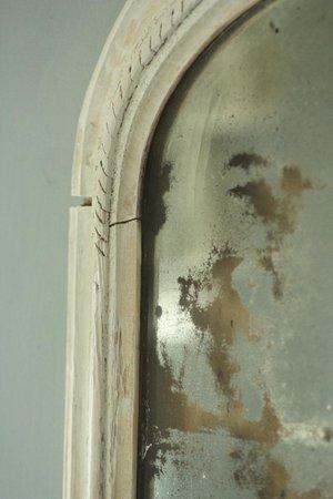 Star Cottage:                   Bathroom mirror