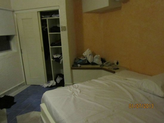 Gran Festivall All Inclusive Resort:                   upstairs 2nd bedroom