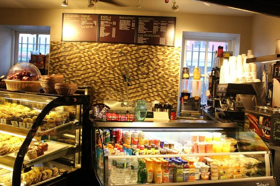 Hostelling International - New York: Cafe