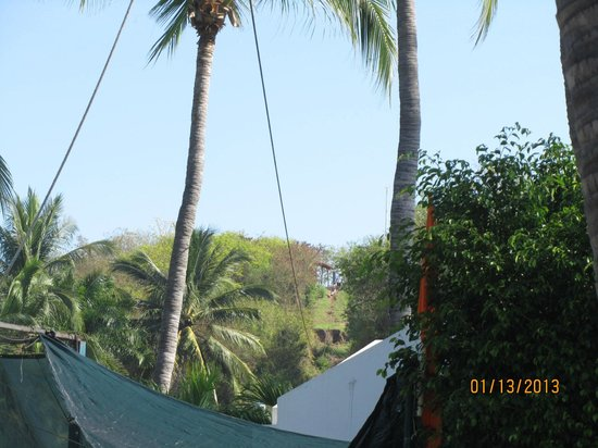 Gran Festivall All Inclusive Resort:                   ziplining