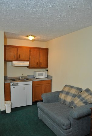 Econo Lodge Colonial: Efficiency Room