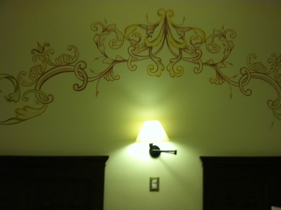 Hotel Costa Del Sol Ramada Cusco:                   detail on room wall