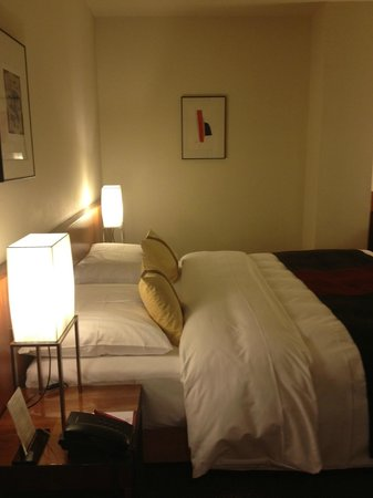 K+K Hotel Maria Theresia:                   Cozy room