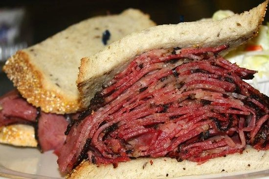... and Restaurant: Pastrami voted Best Pastrami Sandwich by RFT