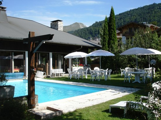 Hotel le Soly: Piscine