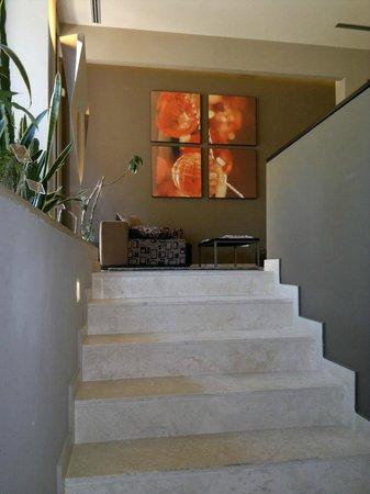 Villa dei Platani Boutique Hotel & Spa:                   hall e dintorni