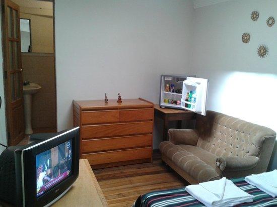 Casa Sihuar: Habitación Simple