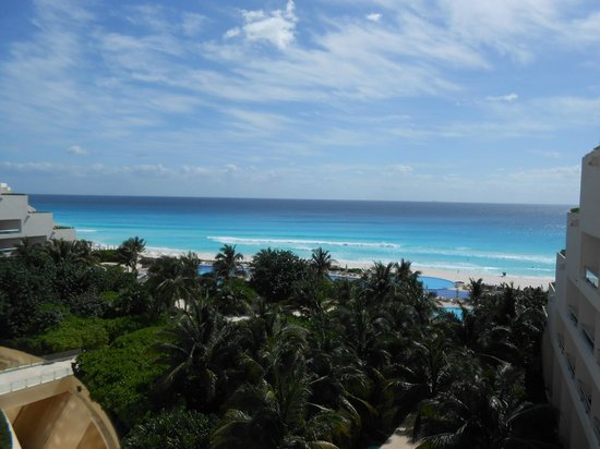Live Aqua Cancun All Inclusive:                                     View from room