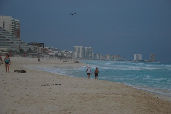 Live Aqua Beach Resort Cancun:                                     beach